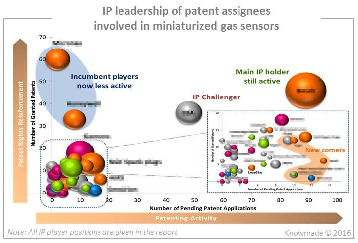ip-leadership-of-patent-assignees-involved-in-miniaturized-gas-sensors